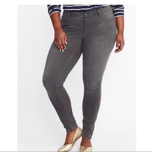 Old Navy NWT The Rock Star Plus Size Skinny Jeans